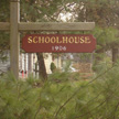 School House Sign